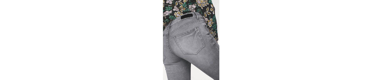 eksept Skinny-fit-Jeans SENNA STEEL, mit Stretch-Anteil