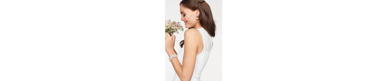 Vero Moda Brautkleid ACACIA, mit romantischer Spitze und Tüll