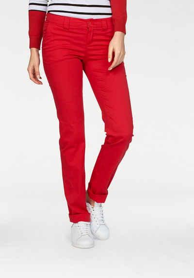 online hier neueste art verschiedene Arten von Rote Hose online kaufen | OTTO