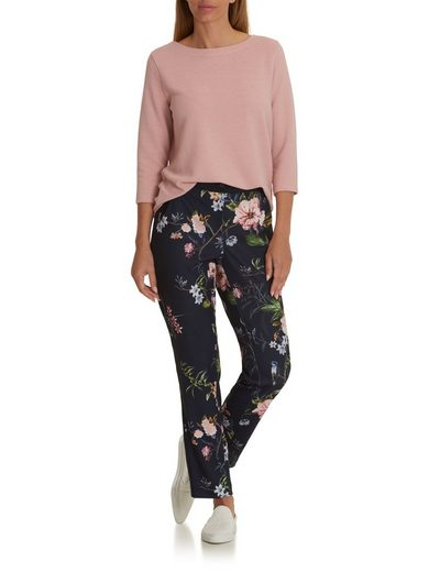 Betty Barclay Hose mit tollem Blumenmuster