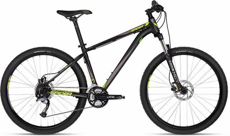 Kellys Mountainbike »Spider 30«, 24 Gang Shimano Acera M3000 Direkt Montiert Schaltwerk