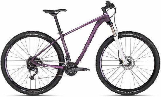 Kellys Mountainbike »Desire 30«, 27 Gang Shimano Alivio M4000 (direkt montiert) Schaltwerk