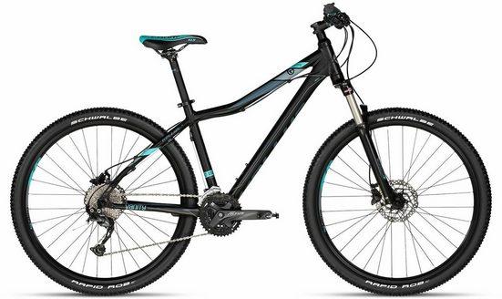 Kellys Mountainbike »Vanity 70«, 27 Gang Shimano Alivio M4000 (direkt montiert) Schaltwerk