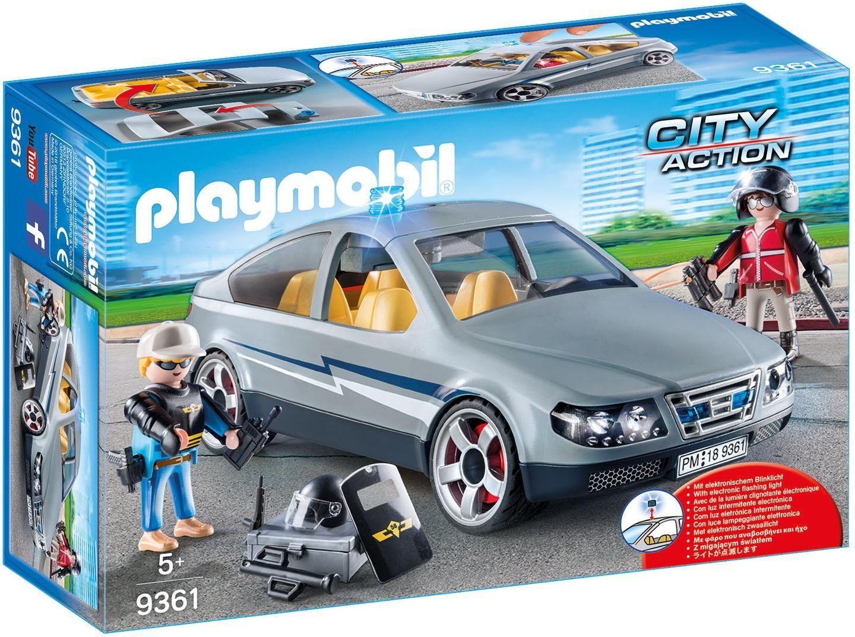 Playmobil® SEK-Zivilfahrzeug (9361), »City Action«
