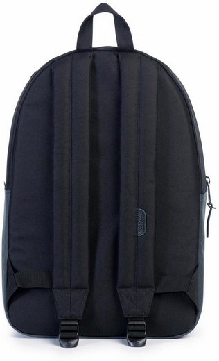 Dark Mit Rucksack Shadow Laptopfach Herschel black« »settlement OIZ4nOxv