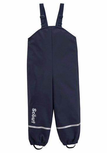 Scout Softshellhose aus wasserabweisendem & windabweisendem Material