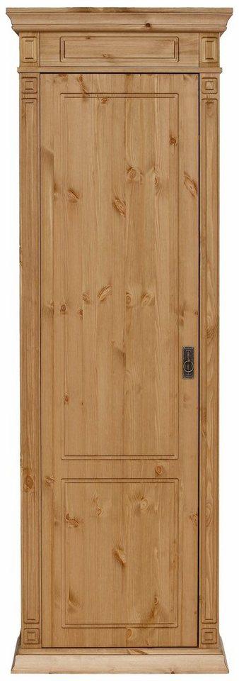 home affaire schuhschrank vinales breite 66 cm aus massiver kiefer online kaufen otto. Black Bedroom Furniture Sets. Home Design Ideas