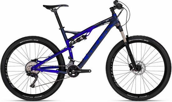 Kellys Mountainbike »Tyke 30«, 22 Gang Shimano Deore XT M8000 Direkt Montiert Schaltwerk
