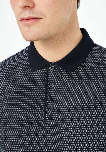 Next Poloshirt mit Gänseblümchenmuster