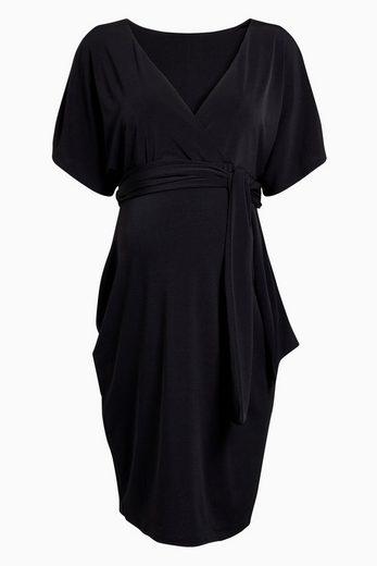 Next Kleid mit Kimonoärmeln (Umstandsmode)