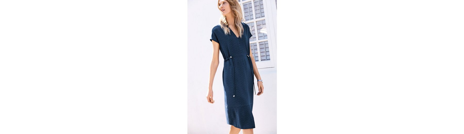 Next Strukturiertes Crêpe-Kleid  Wie Viel Heißen Verkauf Zum Verkauf Offizielle Günstig Online Großer Verkauf Online laPEVyX7G