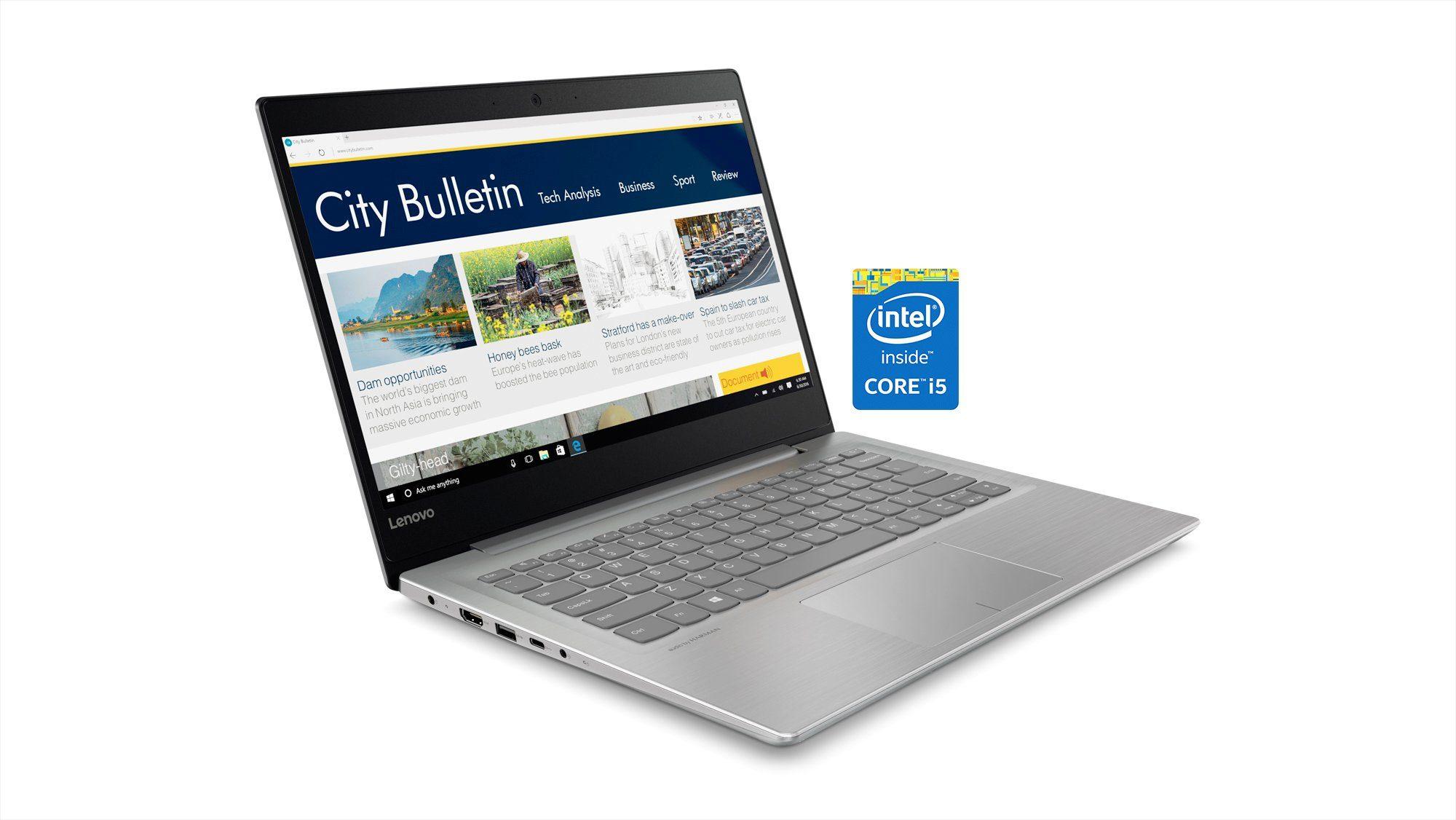 Lenovo Notebook »320S-14IKBR I5-8250U 8GB«