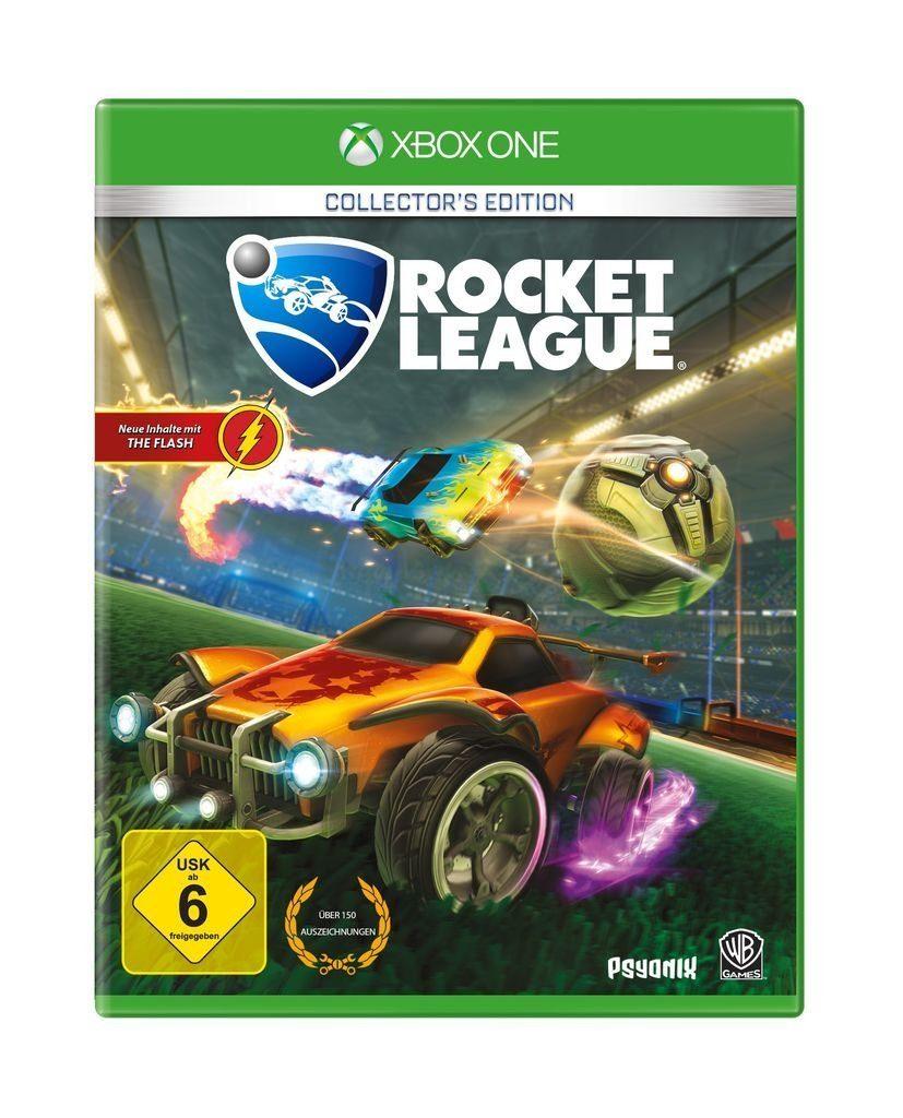 Warner Games XBOX One - Spiel »Rocket League Collector's Edition«