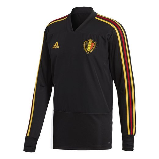 adidas Performance Footballtrikot Belgien Trainingsoberteil
