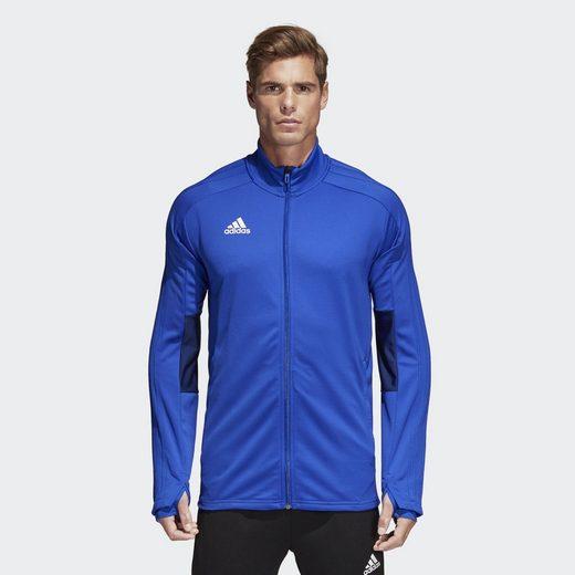 Veste À Capuche Fonctionnelle Adidas Performante Veste Condivo 18