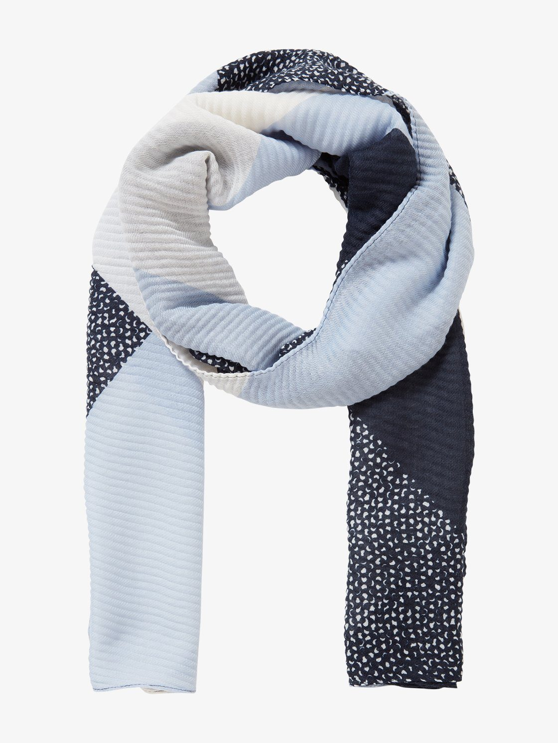 Tom Tailor Modeschal »gemusterter Schal«