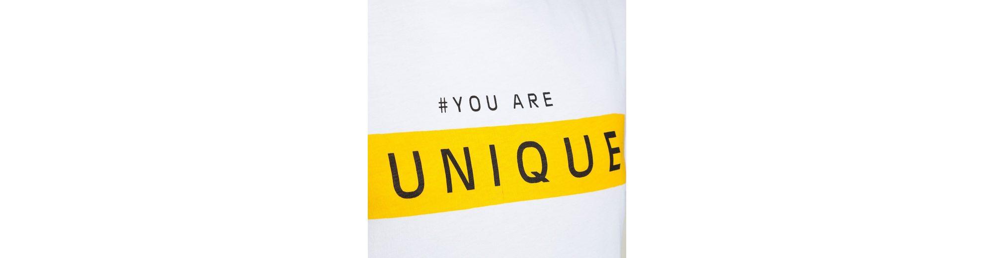 ONE MORE STORY Klassisches Shirt - YOU ARE UNIQUE Niedrige Versandgebühr Online Bestseller Günstiger Preis Hochwertige Billig 6djLccoi