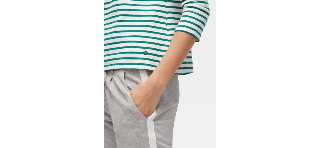 Tom Tailor 3/4-Arm-Shirt gestreiftes Shirt mit 3/4 Arm Begrenzt Neue yEndsO9h