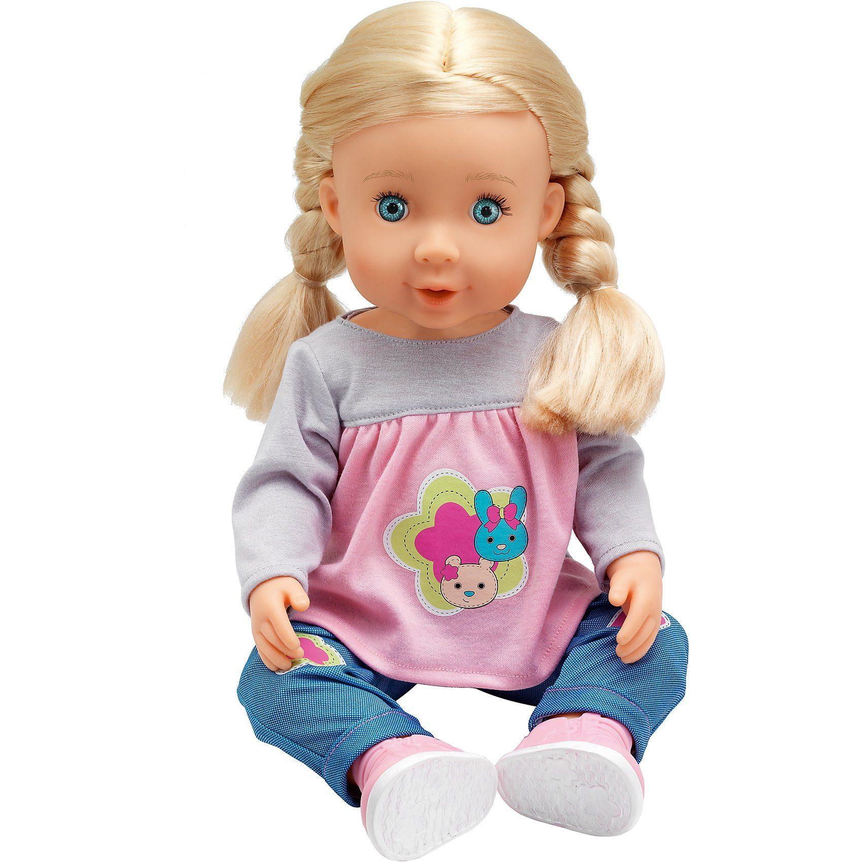 SIMBA New Born Baby Little Girl Puppe