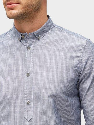 Tom Tailor Hemd gestreiftes Hemd