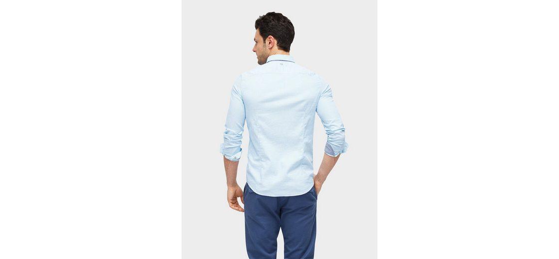 Rabatt Für Schön Shop Günstigen Preis Tom Tailor Hemd gestreiftes Hemd Freiraum 100% Authentisch gHbgX