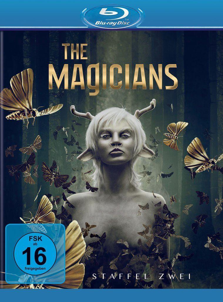 Universal BLU-RAY Film »The Magicians - Staffel 2«