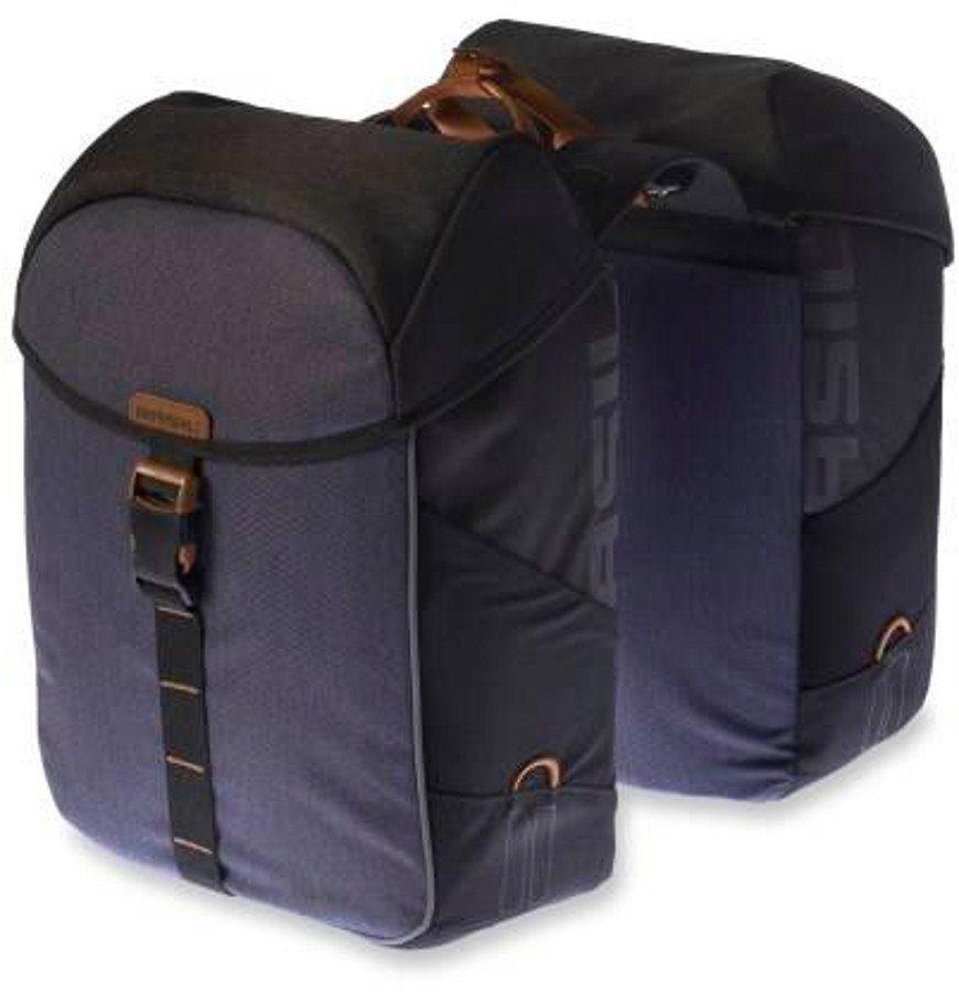 Basil Gepäckträgertasche »Miles Gepäckträger Doppel-Tasche 32l«