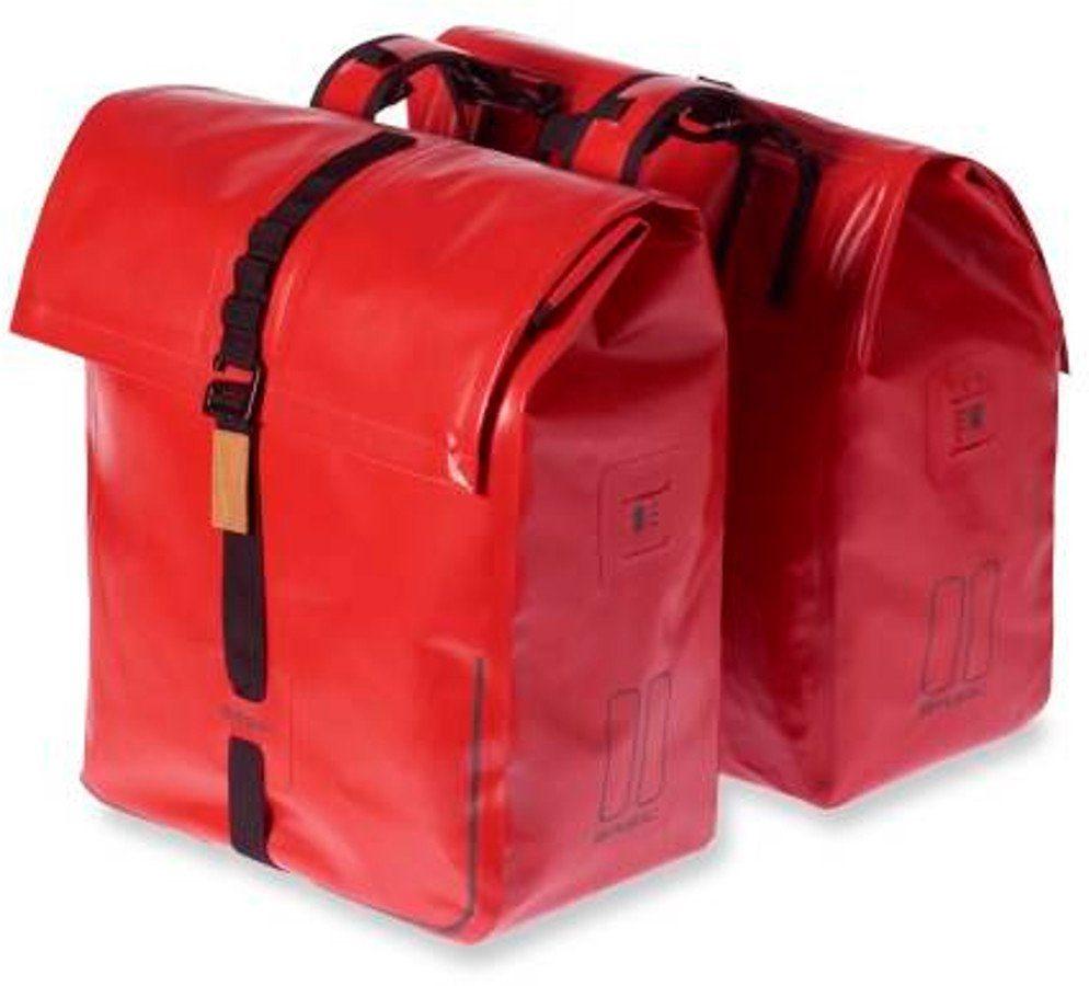 Basil Gepäckträgertasche »Urban Dry Gepäckträger Doppel-Tasche 50l«