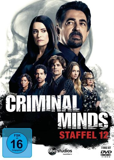Disney DVD - Film »Criminal Minds - Staffel 12«