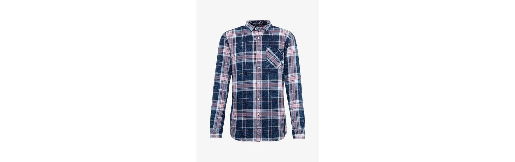 Rabatt Nicekicks Tom Tailor Denim Hemd gemustertes Hemd Auslass Amazon Klassisch Angebote Günstig Online Niedriger Preis Zu Verkaufen ImYe0Ad
