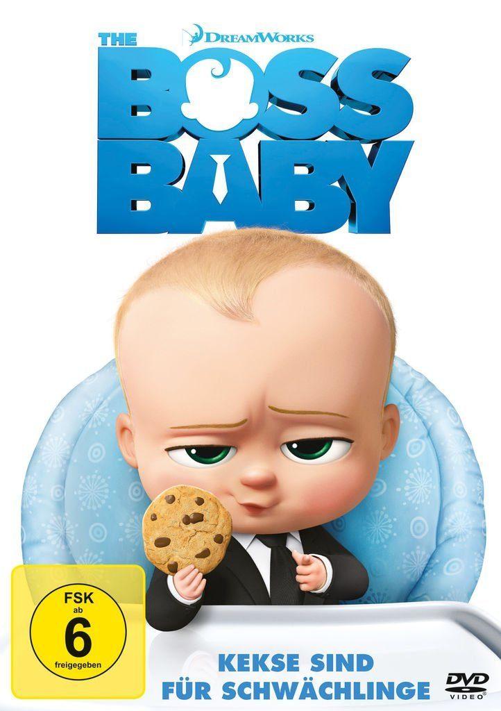Universal DVD - Film »Bestseller - The Boss Baby«