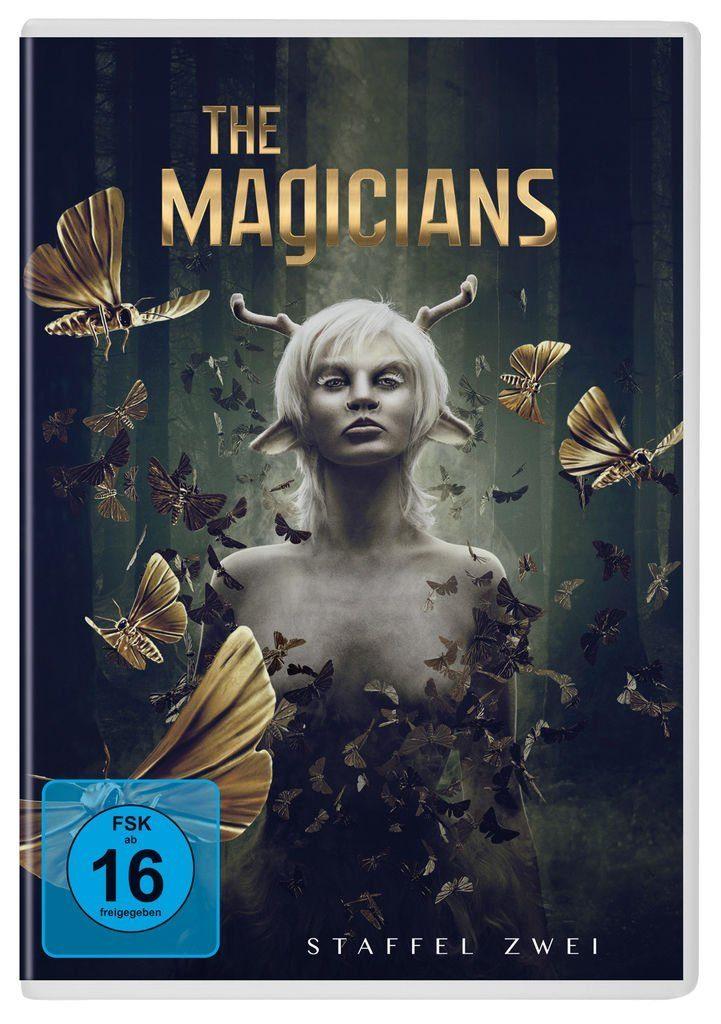 Universal DVD - Film »The Magicians - Staffel 2«