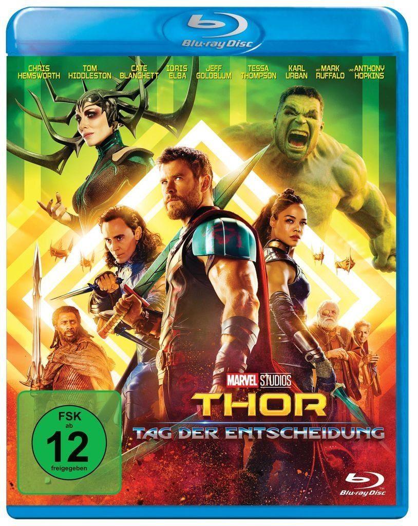Disney BLU-RAY Film »Thor: Tag der Entscheidung«