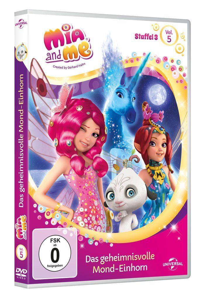 Universal DVD - Film »Mia and me - Staffel 3 - Vol.5 - Das geheimnisvoll«