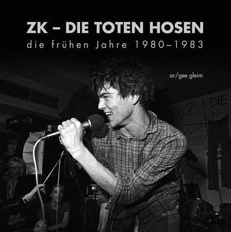 Gebundenes Buch »ZK - DIE TOTEN HOSEN«