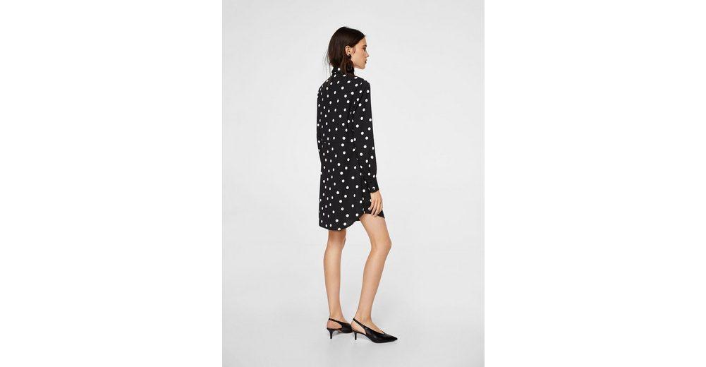 MANGO Kleid mit Punktemuster Wiki Online Freies Verschiffen Niedriger Versand Erstaunlicher Preis Auf Heißen Verkauf Günstig Online yeKhVu8
