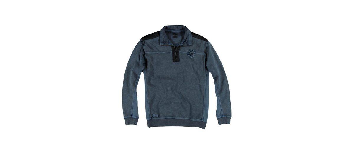 engbers Sweatshirt Stehbund Verkaufsauftrag Günstige Spielraum Store DEoE5r