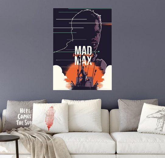 Posterlounge Wandbild - Fourteenlab »madmax«