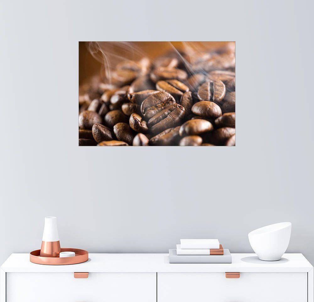 Posterlounge Wandbild - rclassen »frisch geröstete Kaffeebohnen«