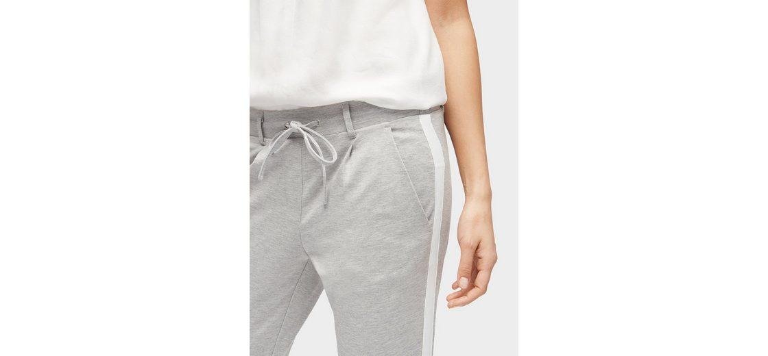 Tom Tailor 7/8-Hose Loose-Fit Hose mit seitlichem Tape Günstig Kaufen Ausgezeichnet Mit Paypal Zu Verkaufen Factory-Outlet-Verkauf Online Neueste FdPwgBXc7