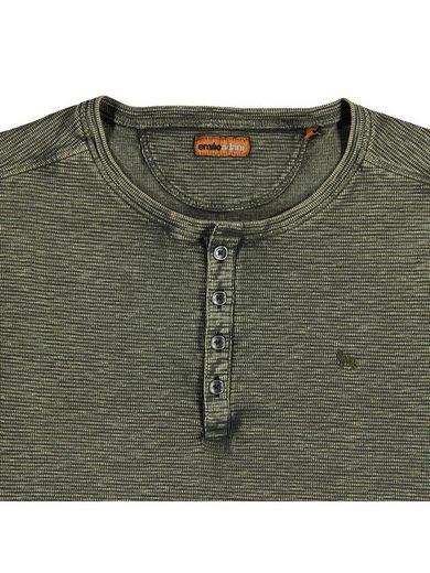 Emilio Adani Henley Shirt
