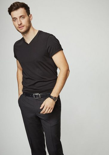 Pierre Cardin Set: Doppelpack T-shirt V-neck Package, 2 Pcs.