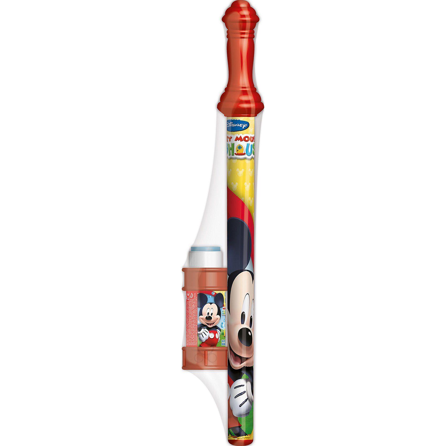 Dulcop Seifenblasenschwert Mickey Mouse, groß