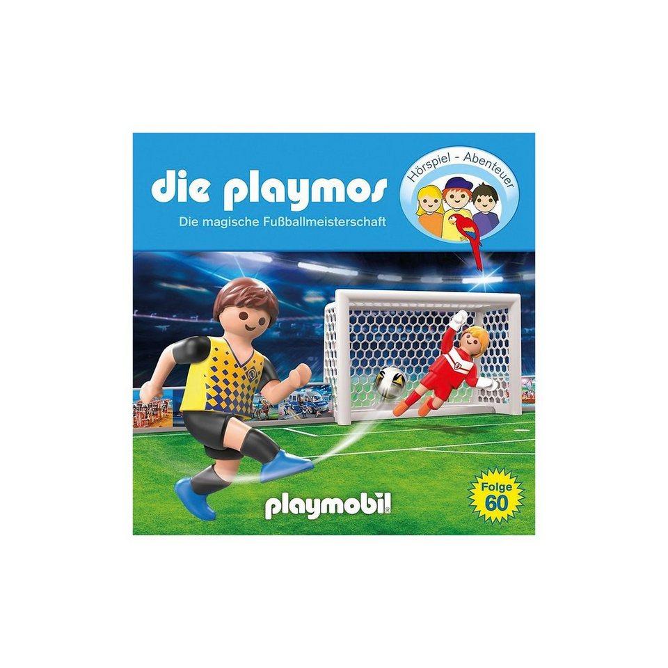 Edel CD Die Playmos 60 - Die magische Fußballweltmeisterschaft online kaufen