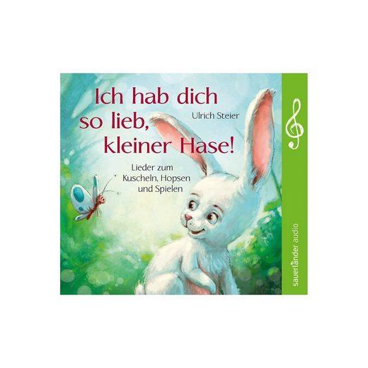Edel CD Ich hab dich so lieb, kleiner Hase! - Lieder zum Kuscheln