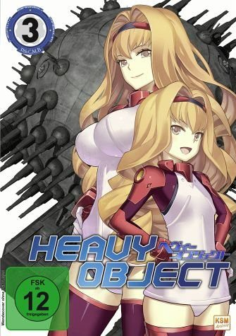 DVD »Heavy Object, Vol. 3«