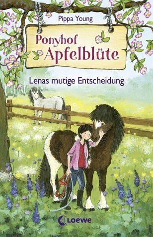 Gebundenes Buch »Lenas mutige Entscheidung / Ponyhof Apfelblüte...«