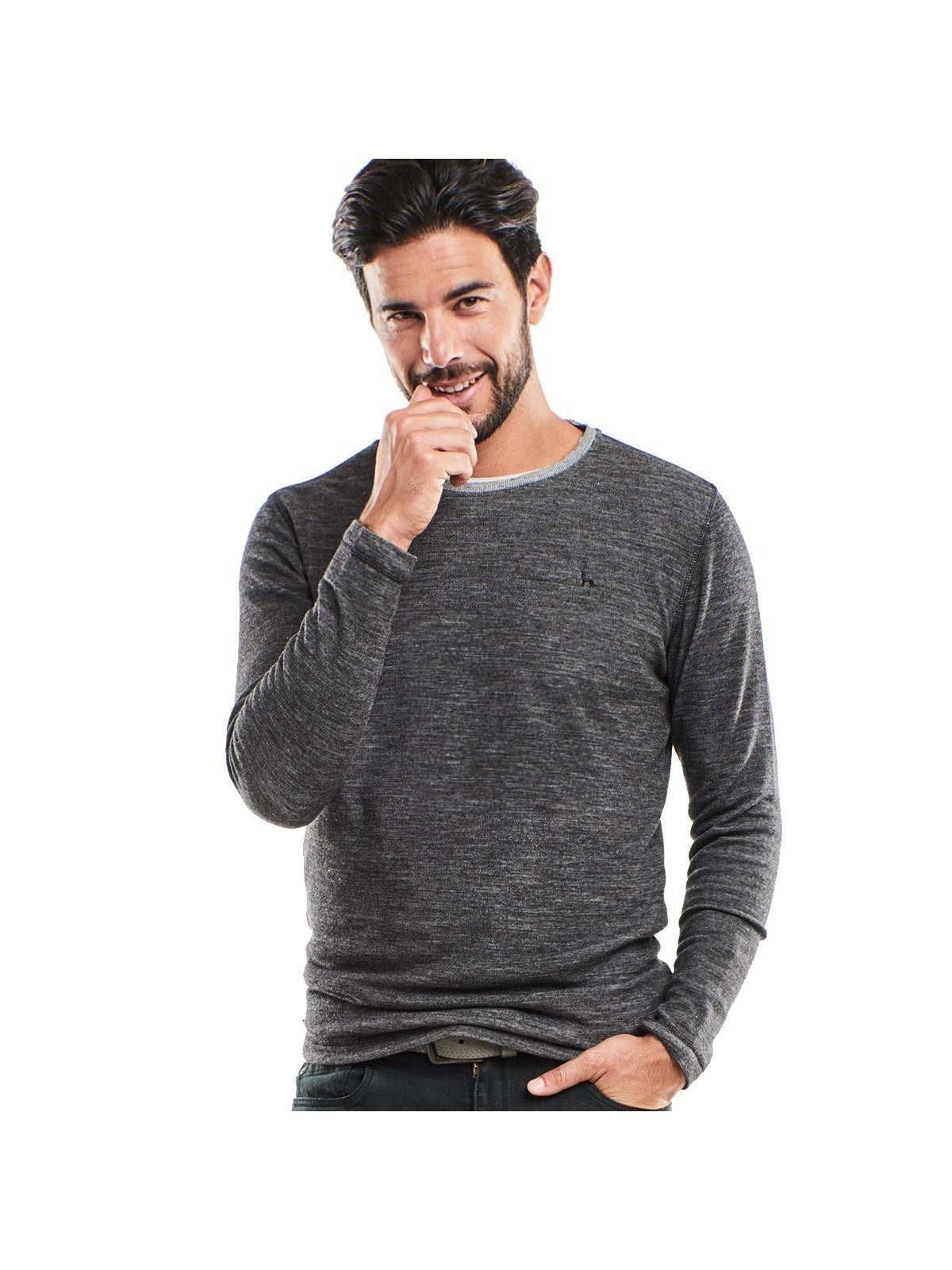 emilio adani Rundhals Shirt