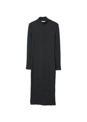 MANGO Kleid mit Rollkragen