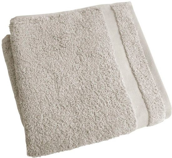 framsohn frottier Duschtuch »Organic Nature« (1-St), GOTS zertifiziert - nachhaltig aus Bio-Baumwolle